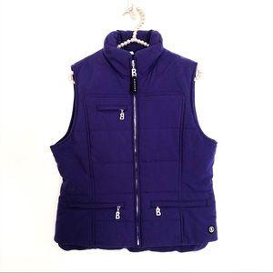 BOGNER Ski/Puffer Vest Goan Thurman Purple 10